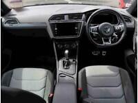 2018 Volkswagen Tiguan 2.0 TDi 150 R-Line 5dr DSG Auto Estate Diesel Automatic