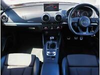 2017 Audi A3 Audi A3 Saloon 2.0 TDI 150 S Line 4dr Comfort & Sound Pack Saloon D