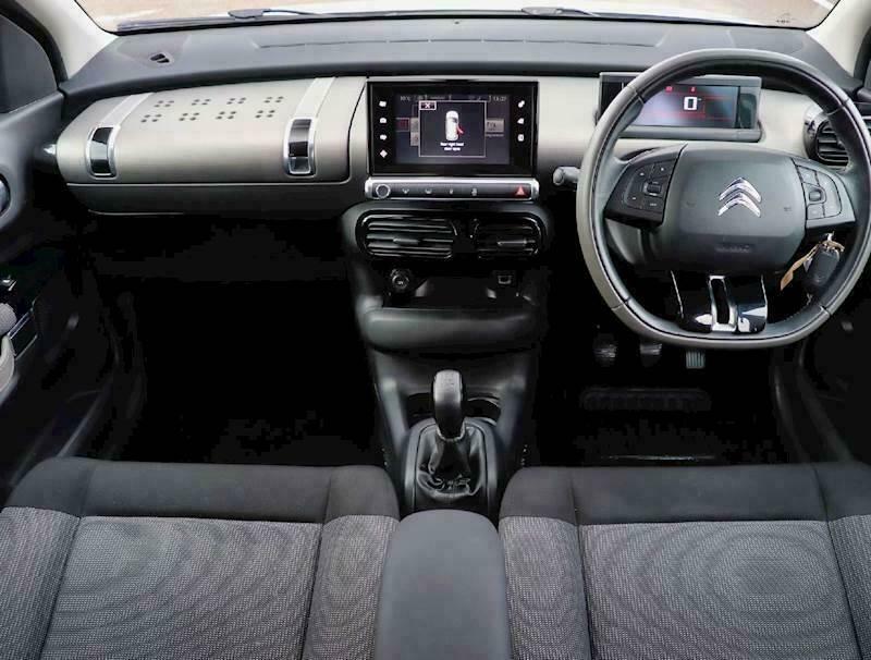 2016 Citroen C4 1.6 BlueHDi Flair 5dr [non Start Stop] Hatchback Diesel Manual