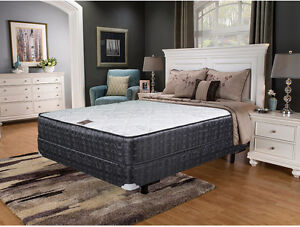 Queen Size LuxuriousTight Top Pillow Mattress with FREE DELIVERY