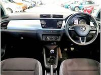 2018 Skoda Fabia 1.0 TSI SE 5dr Hatchback Petrol Manual