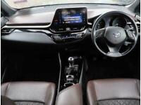 2018 Toyota C-HR Toyota C-HR 1.2 Excel 5dr 2WD SUV Petrol Manual
