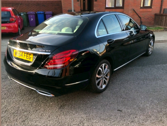 2014 W205 Mercedes C220 Sport Bluetec with engine problem | in Moseley,  West Midlands | Gumtree