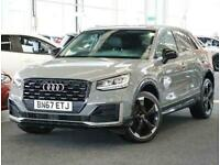 2017 Audi Q2 1.4 TFSI Edition 1 5dr Estate Petrol Manual