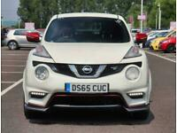 2015 Nissan Juke Nissan Juke 1.6 DiG-T 215 Nismo RS 5dr 2WD SUV Petrol Manual