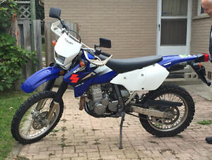 """2004 DRZ400S - 3"""" lowered, new street tires, new chain+sprockets"""