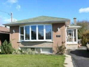 Basement Apartment for Rent Scarborough