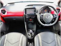 2017 Toyota AYGO Toyota Aygo 1.0 VVT-i X-Clusiv 3 5dr Leather Hatchback Petrol M