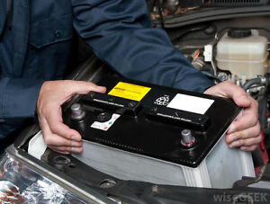 Buying Any Used/Unwanted Automotive Batteries!