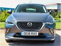 2018 Mazda CX-3 Mazda CX-3 2.0 120 GT Sport Nav 5dr Auto 2WD SUV Petrol Automati