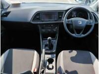 2014 SEAT Leon Seat Leon 1.6 TDI 105 S 5dr 16in Alloys Hatchback Diesel Manual