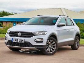 image for 2018 Volkswagen T-Roc 1.0 TSI SE 5dr Hatchback Petrol Manual