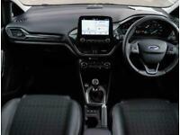 2019 Ford Fiesta Ford Fiesta 1.0 E/B 140 Active X 5dr Hatchback Petrol Manual