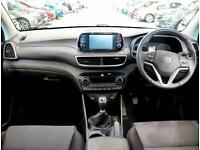 2018 Hyundai Tucson 1.6 GDi S Connect 5dr 2WD 4x4 Petrol Manual