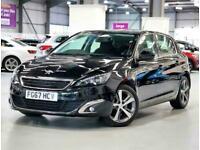 2017 Peugeot 308 Peugeot 308 2.0 BlueHDi 150 Allure 5dr Auto Hatchback Diesel Au