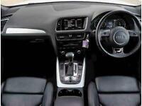 2016 Audi Q5 2.0 TDI [190] Quattro S Line Plus 5dr S Tronic Auto 4x4 Diesel Auto
