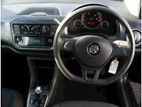2018 Volkswagen UP 1.0 Move Up 5dr ASG Auto Hatchback Petrol Automatic