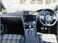 2018 Volkswagen Golf Volkswagen Golf 2.0 TDI 184 GTD 5dr DSG Nav Auto Hatchback
