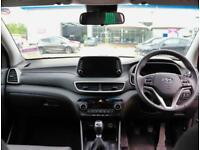 2020 Hyundai Tucson Hyundai Tucson 1.6 CRDi 115 SE Nav 48v Hybrid 5dr 2WD SUV Di