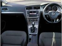 2017 Volkswagen Golf 1.4 TSI 125 Match Edition 5dr DSG Auto Hatchback Petrol Aut