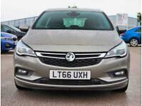 2016 Vauxhall Astra Vauxhall Astra Estate 1.4T 150 SRi 5dr Auto Estate Petrol Au