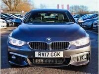 2017 BMW 4 Series 430d M Sport 2dr Auto [Professional Media] Coupe Diesel Automa