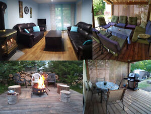 Sesonal Ski Chalet Rental Blue Mountain/Wasaga/Collingwood