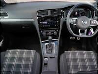2018 Volkswagen Golf Volkswagen Golf 2.0 TDI 184 GTD 5dr DSG Pan Roof Auto Hatch