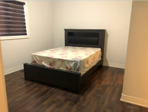 One Bed Room with private washroom for rent