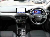 2020 Ford Focus 1.0 EcoBoost 125 Titanium X 5dr Auto Hatchback Petrol Automatic