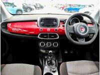 2017 Fiat 500X 1.6 E-torQ Pop Star 5dr Hatchback Petrol Manual