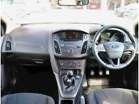 2015 Ford Focus 1.6 TDCi 115 Zetec S 5dr Hatchback Diesel Manual