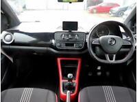 2017 Skoda Citigo Skoda Citigo 1.0 60 Monte Carlo 5dr Hatchback Petrol Manual