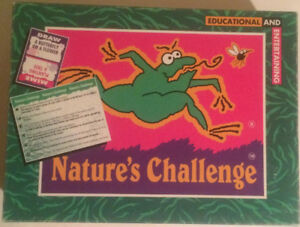Nature Challenge – Educational Card Game