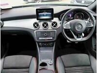 2017 Mercedes-Benz GLA GLA 200d AMG Line Executive 5dr Auto Hatchback Diesel Aut