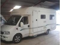 Bessacarr E720 2 berth coachbuilt motorhome for sale ref 15190