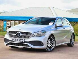 image for 2017 Mercedes-Benz A Class A180d AMG Line 5dr Hatchback Diesel Manual