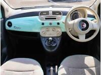 2015 Fiat 500 Fiat 500 1.2 Pop Star 3dr Hatchback Petrol Manual