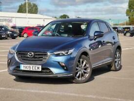 image for 2019 Mazda CX-3 Mazda CX-3 2.0 120 Sport Nav + 5dr SUV Petrol Manual