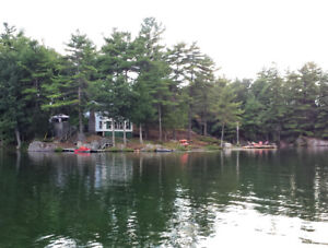 AUGUST: prime time rental, 5 days only for Lakeside Cottage