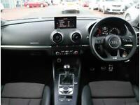 2018 Audi A3 Audi A3 Sportback 1.5 TFSI 150 S Line 5dr Hatchback Petrol Manual