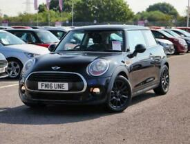 image for 2016 MINI Hatch Mini One 1.2 3dr Pepper Pack 16in Alloys Visual Boost Hatchback