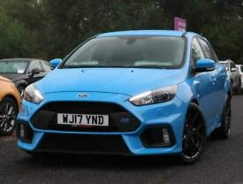 image for 2017 Ford Focus Ford Focus 2.3 E/B RS 5dr 19in Forged Alloys Hatchback Petrol Ma