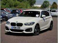 2018 BMW 1 Series Bmw 1 118i 1.5 M Sport Shadow Edition 5dr Auto Hatchback Petro