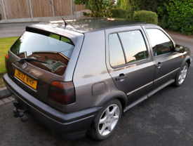 Golf Mk3 Gti + VR6 engine and gearbox