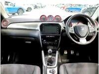 2018 Suzuki Vitara Suzuki Vitara 1.4 Boosterjet S ALLGRIP 5dr 4WD SUV Petrol Man