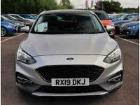 2019 Ford Focus Ford Focus 1.0 E/B 125 Active X 5dr Hatchback Petrol Manual