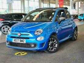 2017 Fiat 500C 1.2 S 2dr Sports Petrol Manual