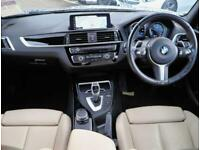 2018 BMW 1 Series BMW 1 120d 2.0 XDrive M Sport Shadow Edition 5dr Auto Pro Nav