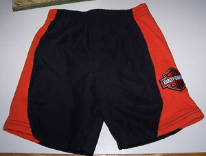 Harley Davidson Size 24 Months T Shirt and Shorts Set London Ontario image 3